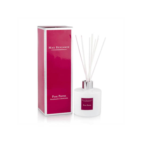 MAX BENJAMIN PINK PEPPER LUXURY DIFFUSER