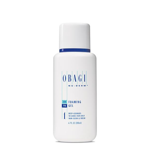 OBAGI Nu Derm Foaming Gel 200ml