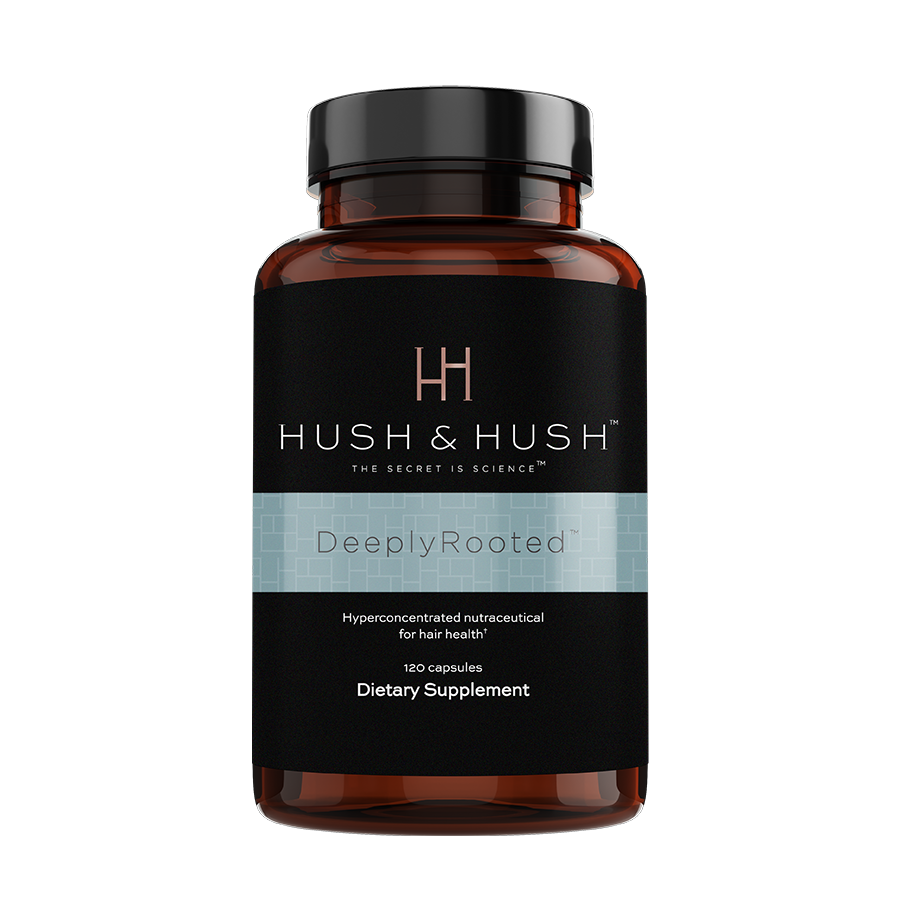Hush & Hush Deeply Rooted (60 Capsules)