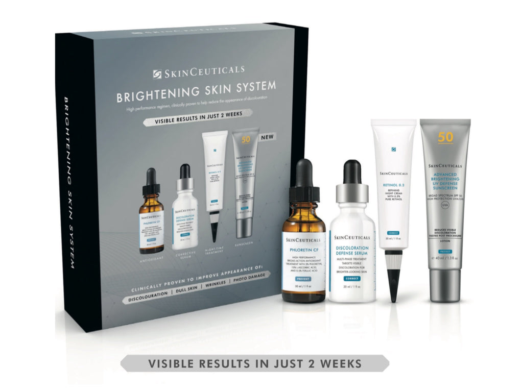 New SkinCeuticals Brightening Skin System (18% OFF)