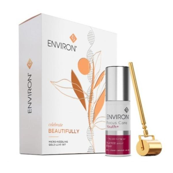 Environ Home Micro-needling Gold Roller Luxe Set (save €116)