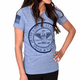 Women's Made In The USA Seal - CLEARANCE