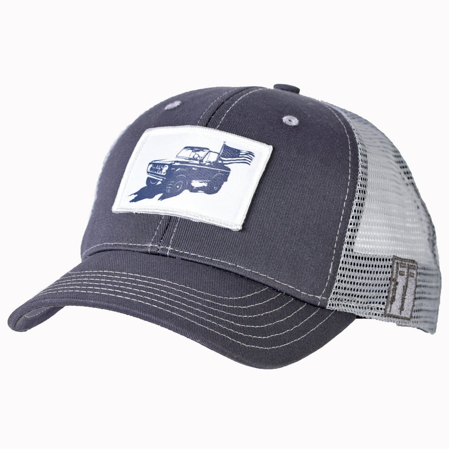 Retro Bronco Trucker Hat