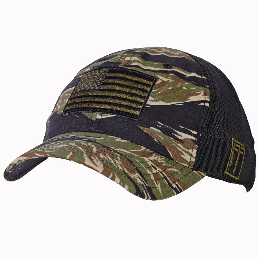 Jungle Tiger Stripe Range Hat
