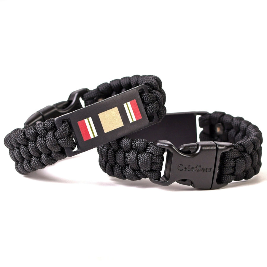 Iraq Campaign Paracord Bracelet (Multiple Sizes)