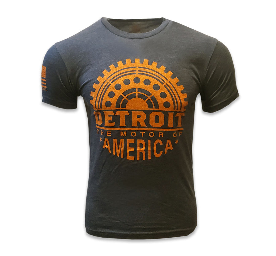 Detroit - The Motor Of America