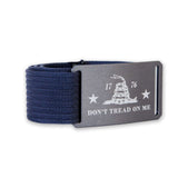 Don't Tread On Me - Gunmetal Grip6 Belt