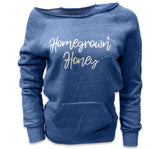 Women's Homegrown Honey Off The Shoulder Sweatshirt