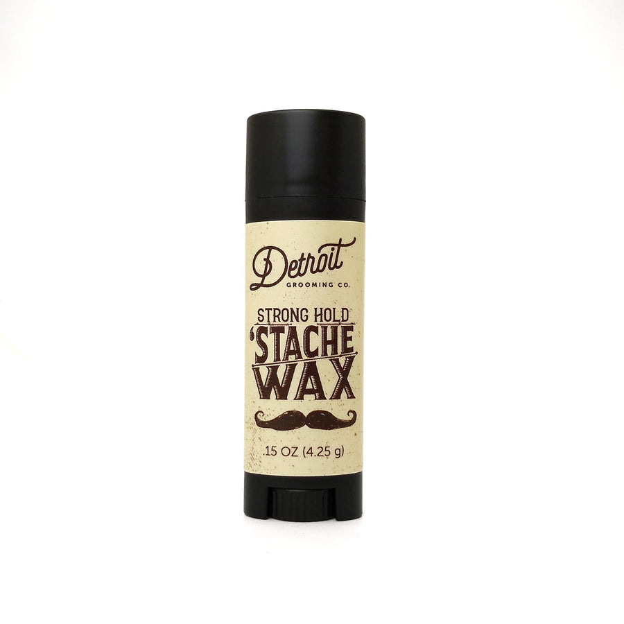 Beard Wax - Strong Hold 'Stache Wax