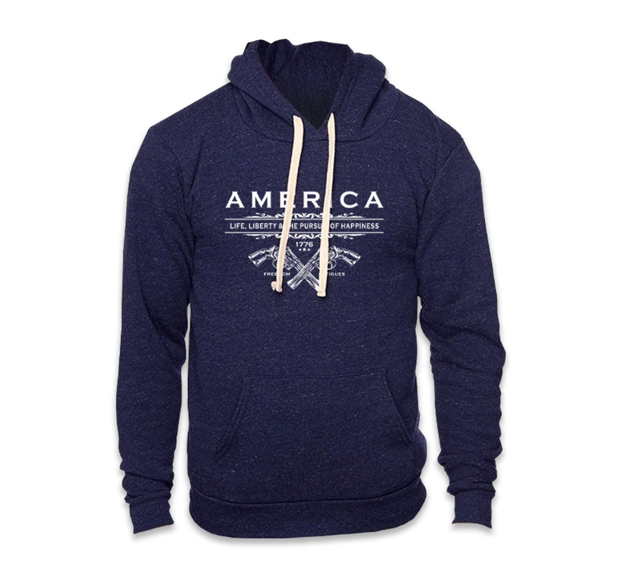 Unalienable Rights Pullover Hoodie