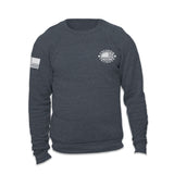 Branded Crewneck Sweatshirt