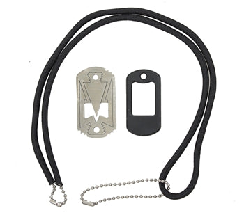Survival Dog Tag - Frog Gig