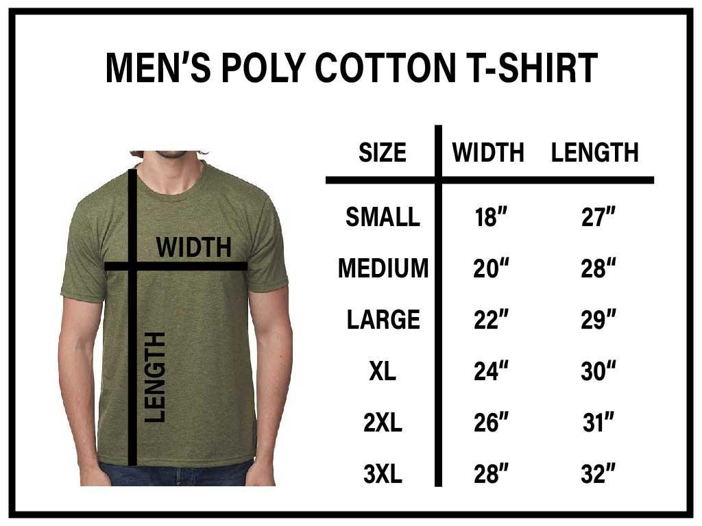 Mens Poly-Cotton Shirt