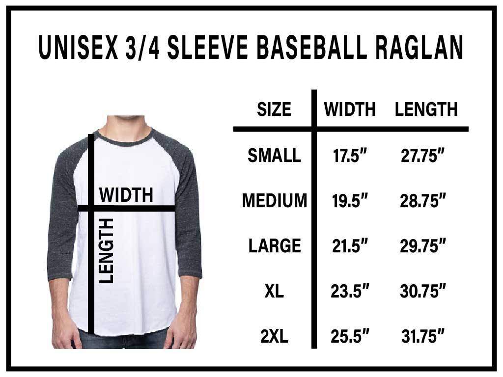 Men's Triblend Raglan