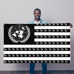 Black Citizens Of The World Flag