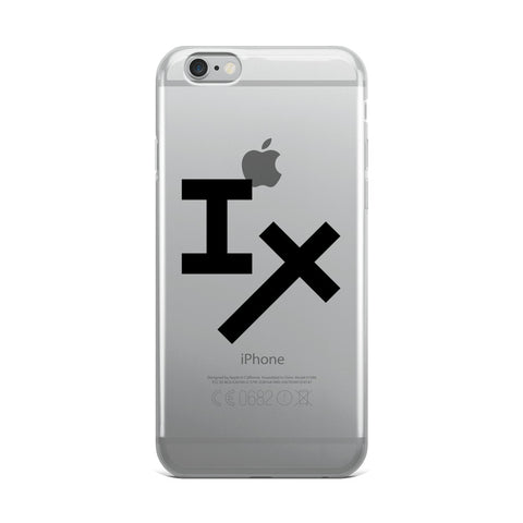 Clear IX iPhone Case