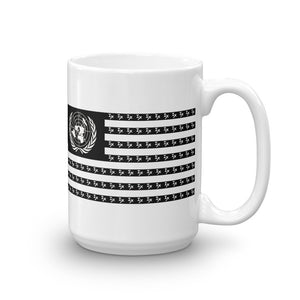 "White ""Citizens of the World"" Mug"