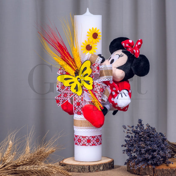 Lumanare Minnie Traditional Bl-29