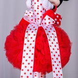 Lumanare Long Minnie Red Bl-32