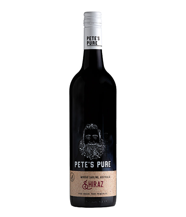 2018 Pete's Pure Shiraz