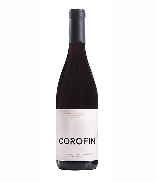 2017 Corofin Churton Pinot Noir Churton Vineyard Clod Block