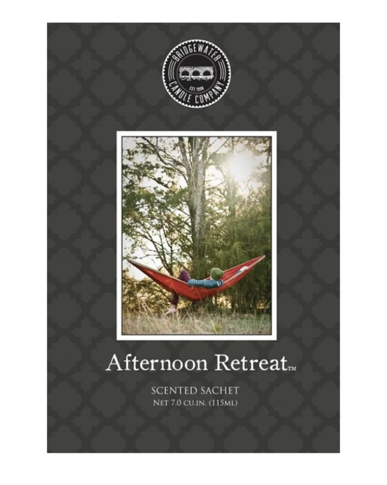 Afternoon Retreat Scented Sachet