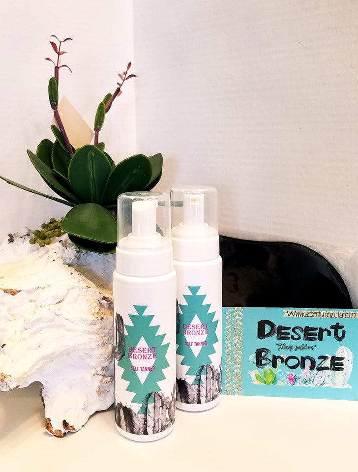 Desert Bronze Self Tanner