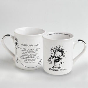 Children of the Inner Light Stoneware Cups