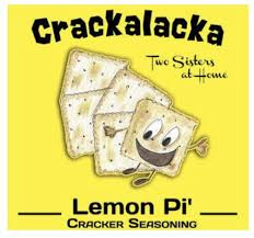 Lemon Pi Cracker Seasoning