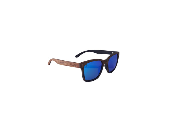 Mangareva Polarized Sunglasses - Chocolate&Nut