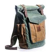 Phoenix Backpack - Chocolate&Nut