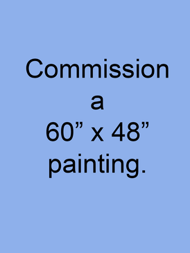"Commission a 60"" x 48"" portrait painting"