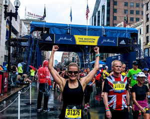 This I Why I Run (Boston): Natascha Martens