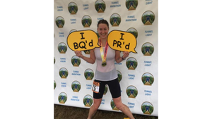 This Is Why I Run - Virginia Reinert