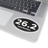 26.2 Tunnel Marathons Stickers
