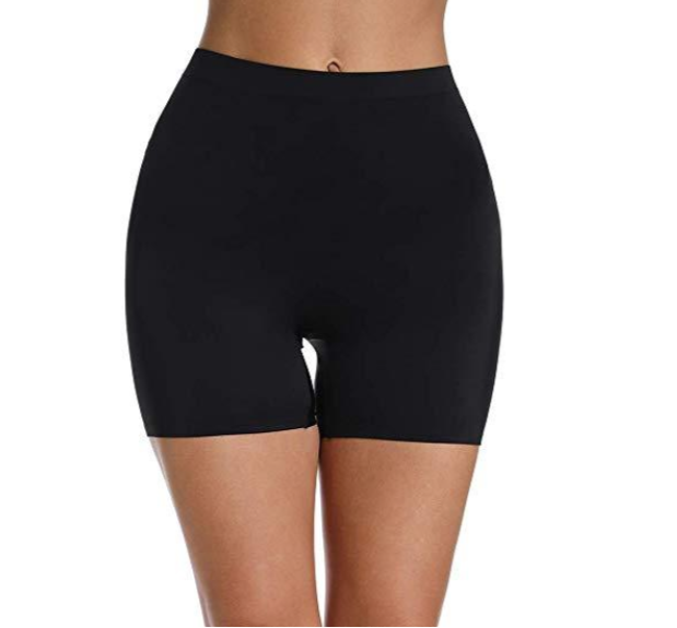 Seamless high waist shaping underwear