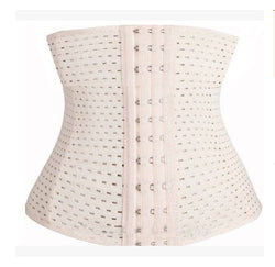 Sexy Women's Corset Steel Boned Waist Trainer Shaper
