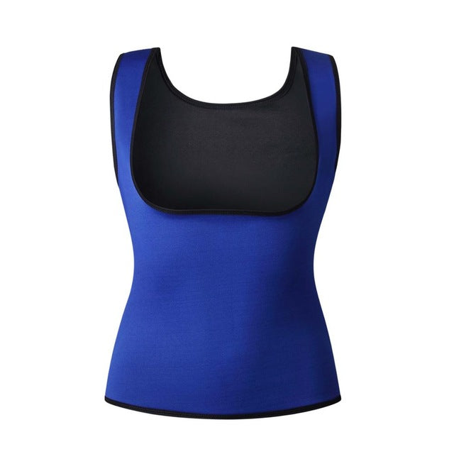 Hot Body Shapers Vest Waist Trainer Slimming Vest Shapewear Weight Loss Waist Shaper Corset