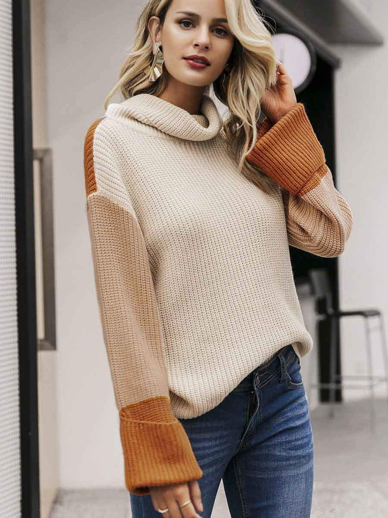 Sweaters female Casual long sleeve korean pullover jumper