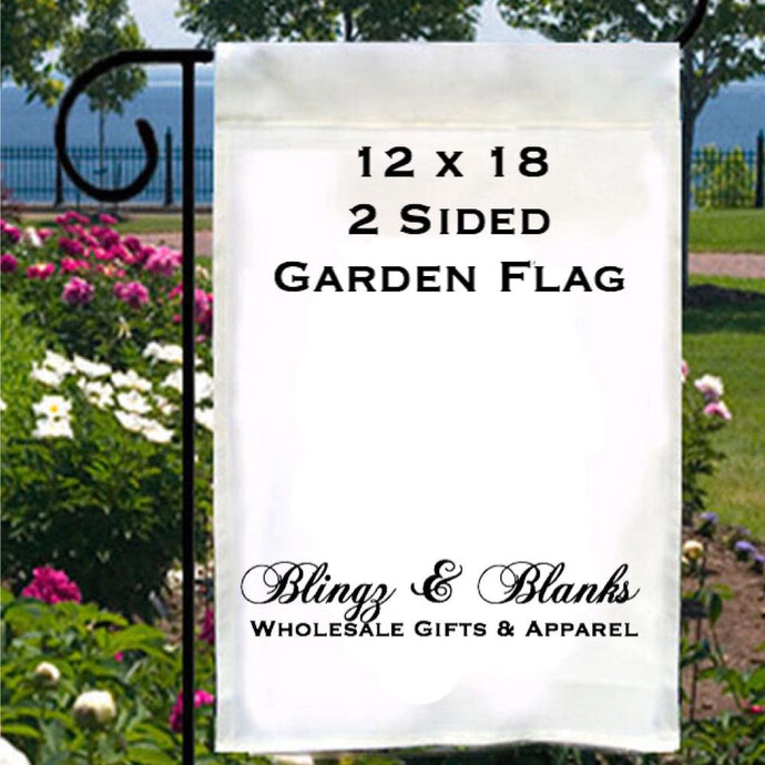 12x18 TRIPLE Ply Garden Flag