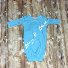 Baby Gown Layette Set