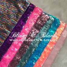 Blingz & Blanks Wholesale_Sequin Pillow Mermaid Collection