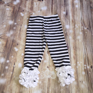 Girls Icing Ruffle Leggings