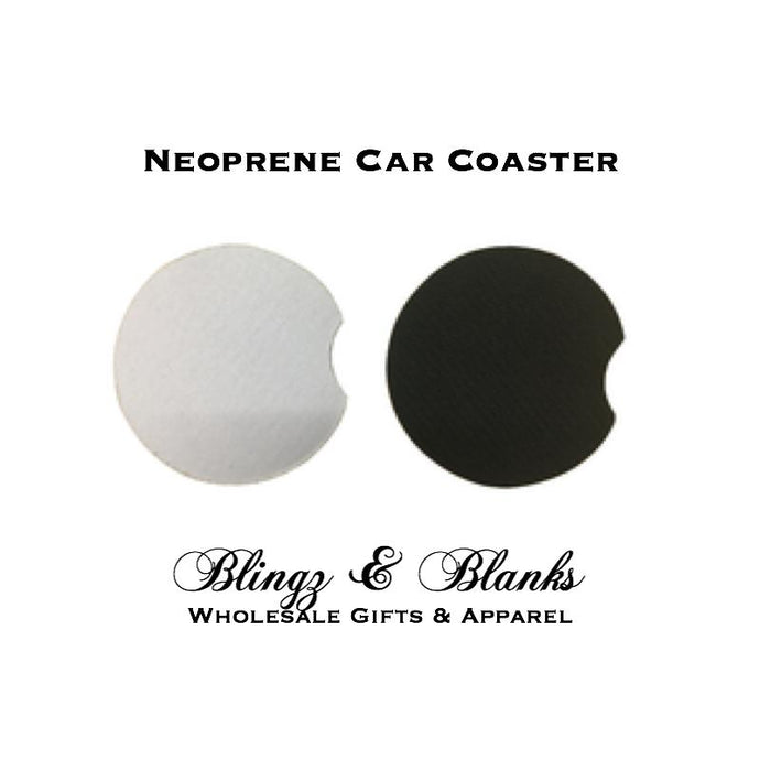 Neoprene Car Coaster (Set of 10)