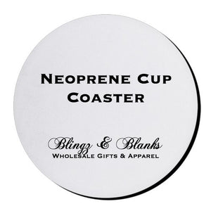 Neoprene Cup Coaster (Set of 5)