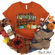 Meet Me at the Pumpkin Patch Graphic Tee