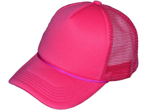 Foam Mesh Trucker Hat