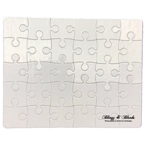 30pc Cardboard Puzzle