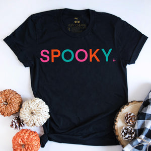 Kids - Spooky Graphic Tee