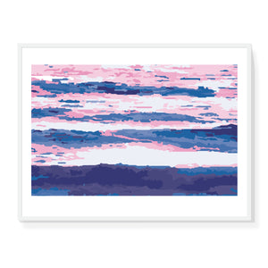 Ocean Abstraction #6 Limited Edition